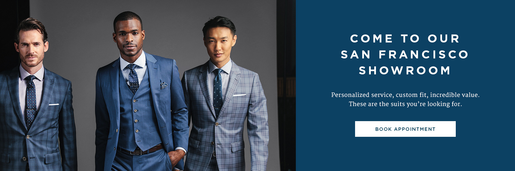 INDOCHINO | Custom Men's Suits